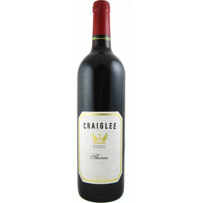 Craiglee Shiraz 2011 375ml