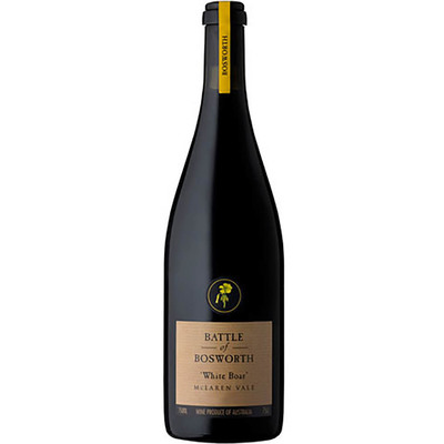 Battle Of  Bosworth White Boar Shiraz 2013