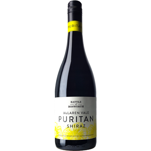 Battle Of Bosworth Shiraz 'Puritan' 2020