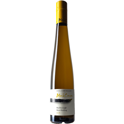 Blank Canvas Riesling 'Meta' 2018 375ml