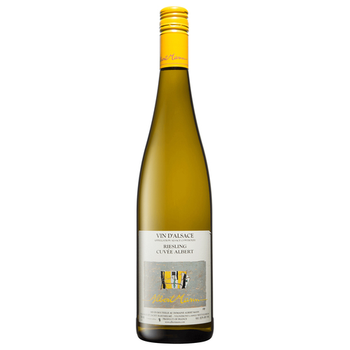 Albert Mann Riesling 'Cuvee Albert' 2015 375ml