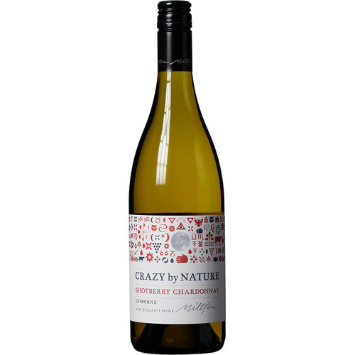 Crazy By Nature Chardonnay Shotberry 2015